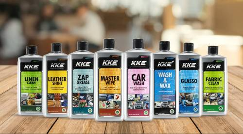 KKE Cleaning Chemicals